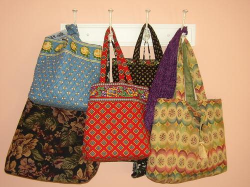 My Knitting Bags